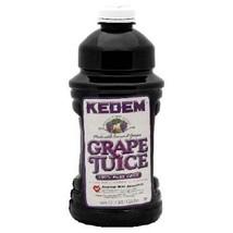 Kedem Grape Juice Concord (8x64OZ ) - $147.56