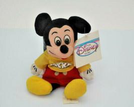 Disney Bean Bag Plush - The Spirit of Mickey MICKEY With Tag  - $9.89