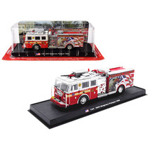 2003 Seagrave Pumper Fire Engine Never Forget Fire Department City of Ne... - $40.84