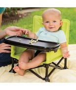 Baby Booster Seat Portable Infant Folding Chair Pop Up Travel Seating To... - $40.49