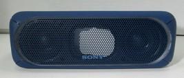 Sony SRS-XB30 Portable Bluetooth Extra Bass Speaker - Blue - $20.01 CAD