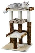 """Go Pet Club IQ Busy Box Cat Tree, 19"""" x 20.5"""" x 34.5"""" - $32.32"""
