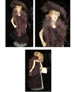 """Mae West Doll Effanbee 1980s Legend Series 16"""" Come Up And See Me Sometime - $38.99"""