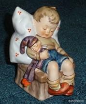 """Just Dozing"" Goebel Hummel Figurine #451 TMK7 Little Boy Snoozing With ... - $260.93"