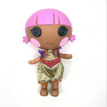 """Lalaloopsy Littles Pita Mirage Genie Doll Purple Gold Outfit 7"""" - $11.87"""