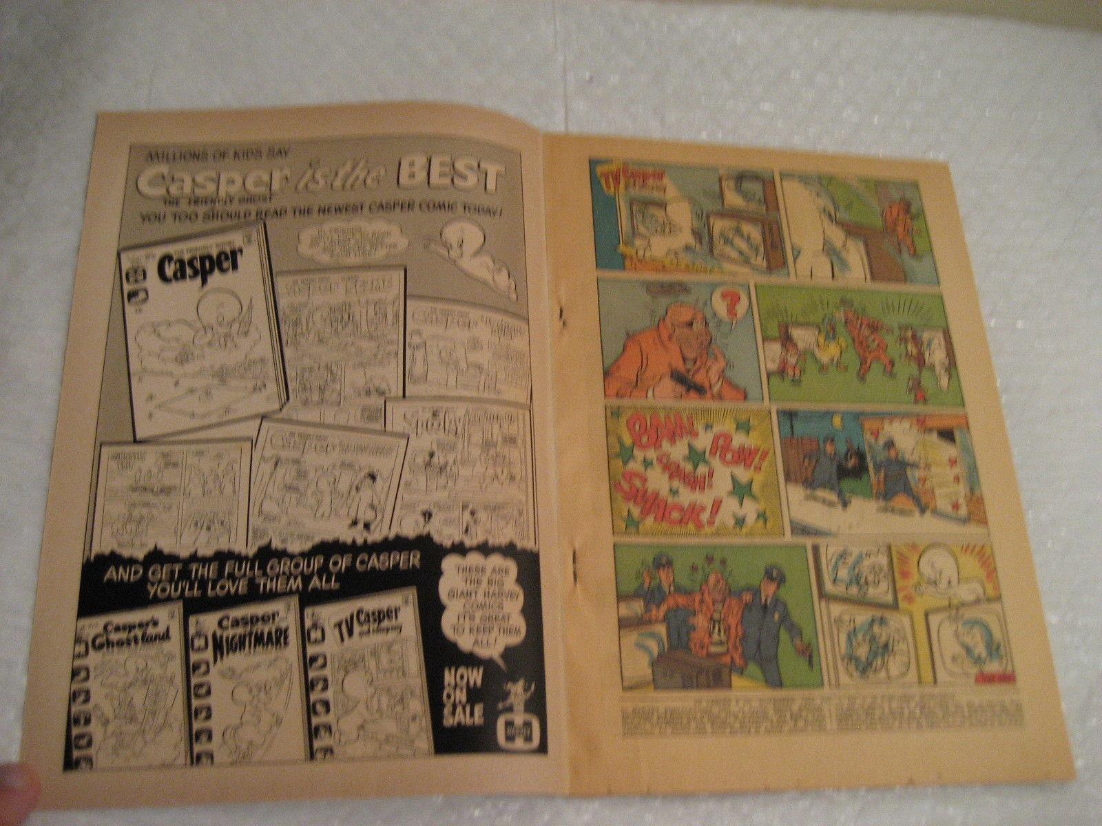TV CASPER AND COMPANY, giant size vol 1 #6 very fine 1964