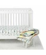 Cloud Island Sweet Critters 4 Pc Nursery Crib Set  |Baby Bedding | Brand... - $32.37