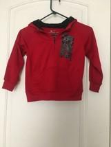 NIKE Therma-Fit Boys 1/4 Zip Athletic SweatShirt Hoodie Sz 7 - $59.40