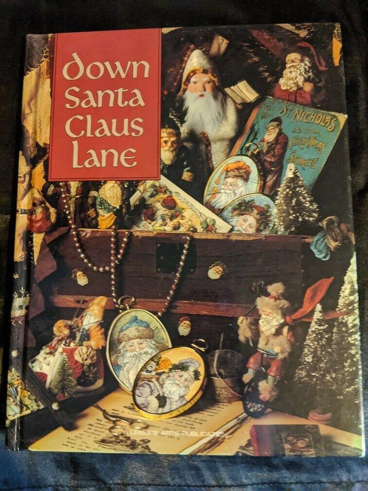 Down Santa Claus Lane Book Eight - Cross-Stitch Pattern - $8.90