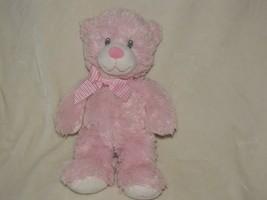 TY Classic Plush - MY FIRST TEDDY the Pink Bear (13 inch) Stuffed Animal... - $49.49