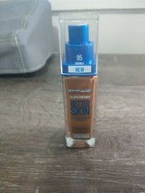 Maybelline Superstay Better Skin Foundations 95 COCONUT NEW - $9.75