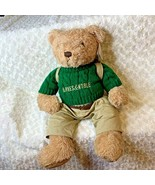 """New Barnsie Plush Brown Bear With Backpack 21"""" tall Stuffed Animal Toy - $20.29"""