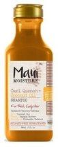 Maui Moisture Shampoo Coconut Oil 13 Ounce (Curl Quench) (385ml) (3 Pack) - $28.49