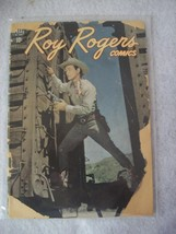 Roy Rogers Comics #14 (February 1949, Dell) - £10.75 GBP