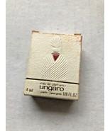 Vintage Ungaro Diva 4 ML Original Box Eau de Parfum Fragrance - $9.99