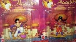 SALE!!! Disney's Aladdin & Princess Jasmine 3 in PVC Figures - $16.99