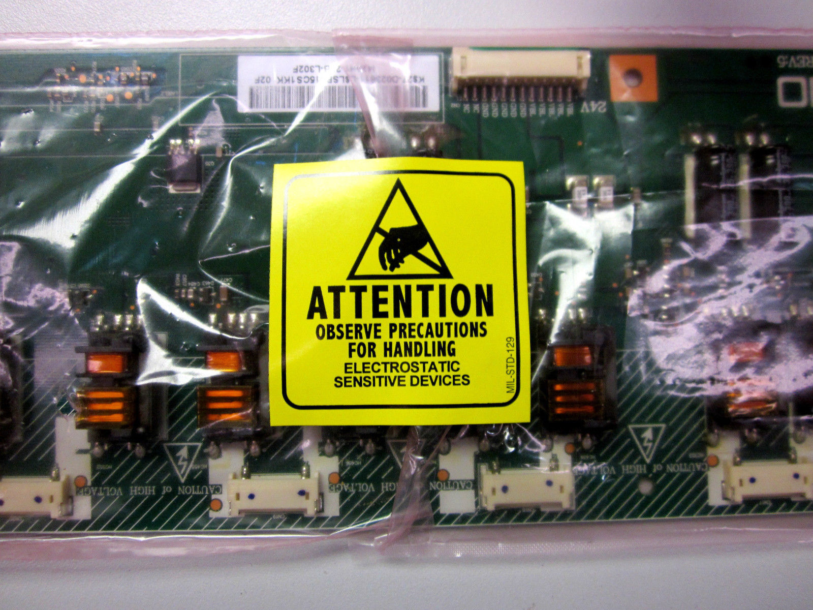 Primary image for CMO 27-D011811-S (VIT70023.81) Backlight Inverter Board Slave