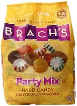 Brach's Party Mix individually wrapped hard Candies Variety Pack 5 Lbs - $17.77