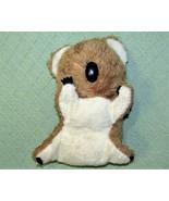 VINTAGE RUSHTON KOALA HAND PUPPET STUFFED ANIMAL MADE IN KOREA PLUSH TAN... - $36.42