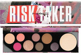 MAC Risk Taker Eye Shadow Palette - $20.00
