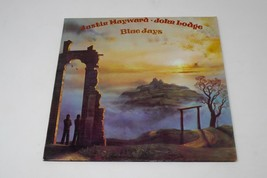 "Threshold 1975 Justin Hayward & John Lodge Blue Jays 12"" LP Vinyl Recor... - £10.01 GBP"