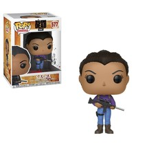 The Walking Dead TV Series Sasha with Rifle Vinyl POP! Figure Toy #577 N... - $8.79