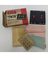 Vintage NOS Twin Model Railroad Electrical Switch #210 - $13.85