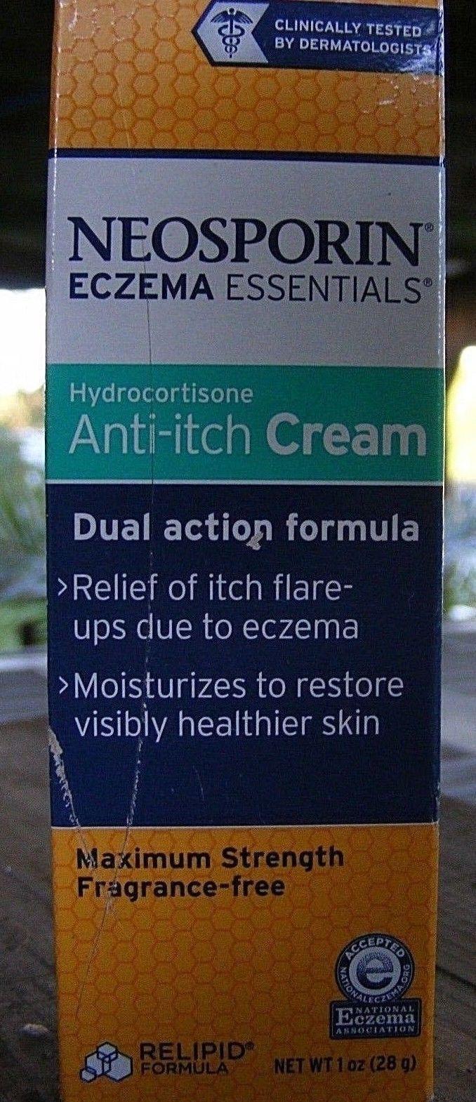 Neosporin Eczema Essentials Hydrocortisone and 50 similar items