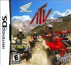 Honda ATV Fever (Nintendo DS, 2010) Game Only - $10.45