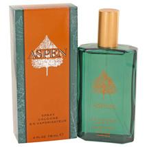 Aspen Cologne Spray 4 Oz For Men  - $22.90