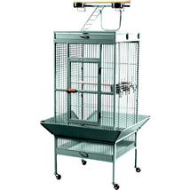 Prevue Hendryx Medium Wrought Iron Select Bird Cage - Sage Green 961-PP-3152SAGE - $340.25