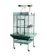 Prevue Hendryx Medium Wrought Iron Select Bird Cage - Sage Green 961-PP-... - $340.25