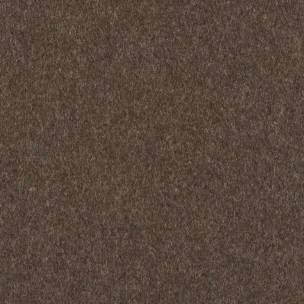 Luum Upholstery Fabric Heather Felt Wool Falcon Brown 3.375 yds 4007-12 NP