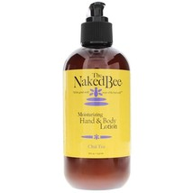The Naked Bee Chai Tea Moisturizing Hand & Body Lotion 237ml/8oz - $24.97