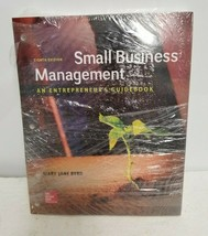 Small Business Management: An Entrepreneur's Guidebook - MARY JANE BYRD - $57.05