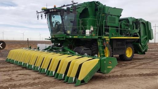 2018 JOHN DEERE CS690 For Sale In Sunray, Texas 76086