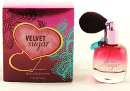 Velvet Sugar Parfum Spray 1.7 oz 50 ml By Bath & Body Works New in Box  - $39.99