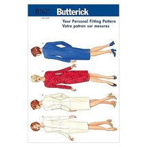 Butterick Patterns B5627 Misses' Fitting Shell, Size 18 - $14.70