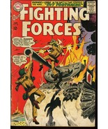 OUR FIGHTING FORCES #89-GUNNER & SARGE-DC WAR VG - $14.90