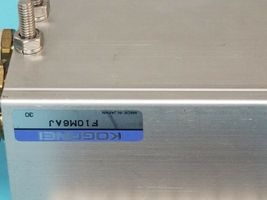 KOGANEI F10M6AJ BASE W/ 6 F10T1-CPL3 SOLENOID VALVES DC24V image 4