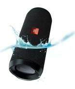 JBL Wireless Flip 4 Waterproof Portable Bluetooth Stereo Black Speaker - $18.95