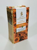 Arvid Norquist Classic Ground Coffee 2-17.6oz Bags(500grams) (Gran Dia) - $32.66