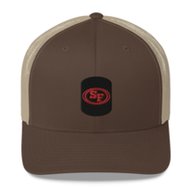 San Francisco Hat // 49ers Hat // Trucker Cap image 9