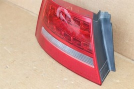 08-12 Audi A5 LED Tail Light Lamp Outer Driver Left LH image 2
