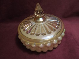Gorgeous Limited Ed. Fenton 2003 Museum Collection Pink Teardrop Candy Dish - $44.55