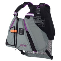 Onyx MoveVent Dynamic Paddle Sports Vest - Purple/Grey - XL/XXL - $54.07