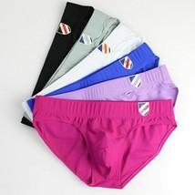 Breathable Men Sexy Underwear Briefs Mesh Underpants Male Panties Man Ha... - $13.80