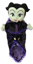 "Disney Parks Sleeping Beauty 12"" Maleficent Plush Doll in Blanket - New - $34.99"