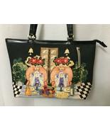 "NWT Braciano Sequined Beaded Society Ladies Purse Handbag 15X9X4"" Handle... - $29.65"