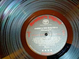 America The Beautiful RCA A Musical Salute to the Statue of Liberty AA-191765 Vi image 8